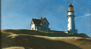 Edward-Hopper-@-Grand-Palais-Lighthouse-Hill
