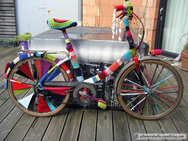 customiser un velo