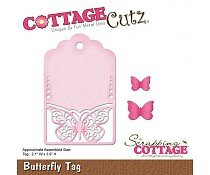scrapping-cottage-cottagecutz-butterfly-tag-cc-137