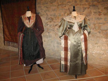 Deux robes de Mariée