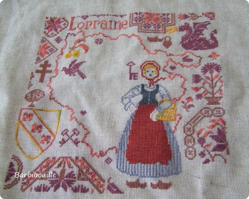 Quaker Lorraine #16