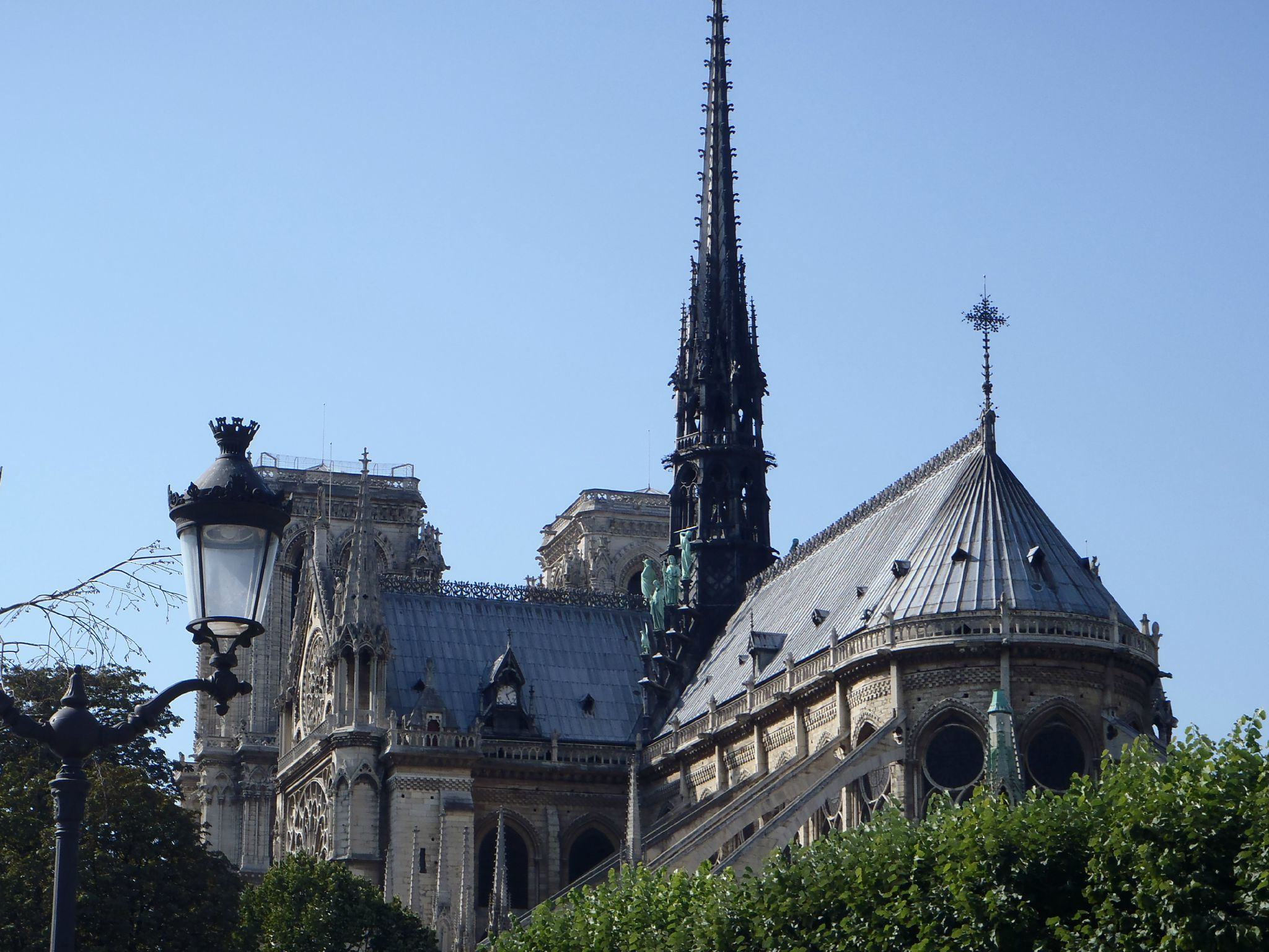 notre magestueuse dame