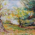 Provence, source de mon inspiration