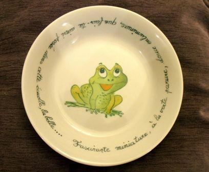 La grenouille vert RW
