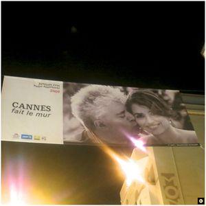 Cannes fait le mur (1)