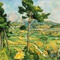 Cézanne : la sainte victoire