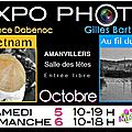 Nos photographes s'exposent !!!