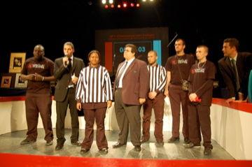 Trophées des Etoiles remis par les agents de médiation SQYBUS