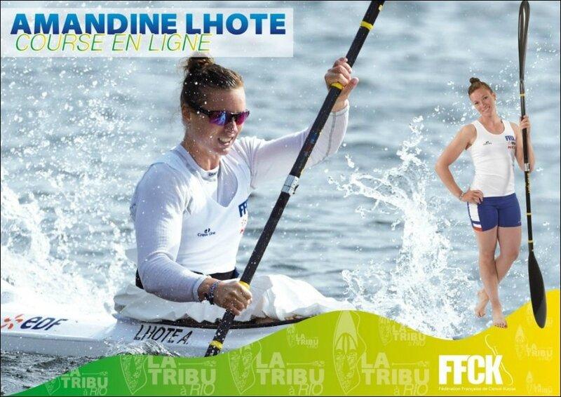 LHOTE Amandine Rio
