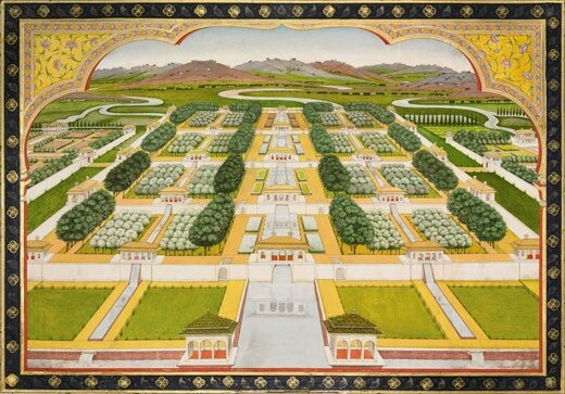 "Prahlad Bubbar Ltd, ""The Flower Garden: Indian Paintings 1600–1850"" at Asia Week New York 2015"