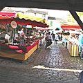 Les petits marchés de l'île de ré ... ♥
