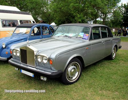 Rolls Royce silver shadow II (Retro Meus Auto Madine 2012) 01