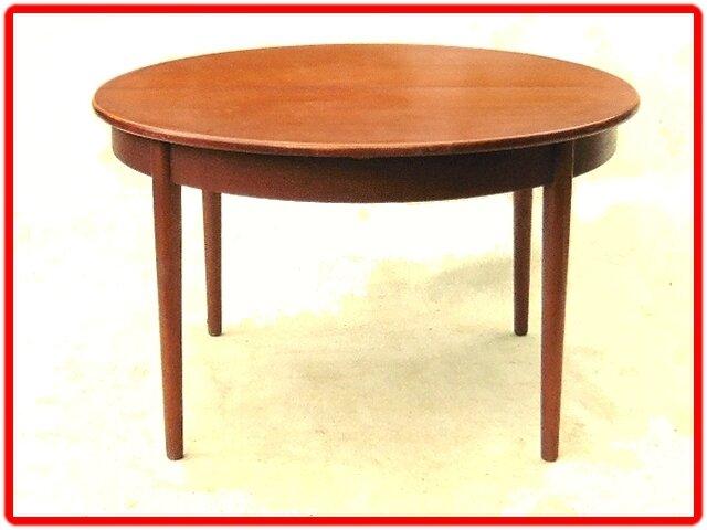 table de repas JENTIQUE TECK 1960