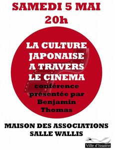 s-affiche conference cinema Issoire
