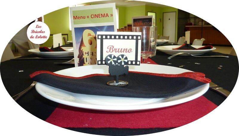 les bricoles de lolotte - deco thème cinéma13 copie