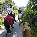 balade à cheval médiévale - Abbaye de Hambye (18)