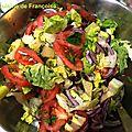 Salade parisienne revisitée