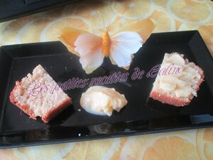 Gâteau au jus coco tropical36