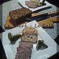 Cookeo : pâté à l'ail