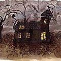 Houhou, maison de sorcière !