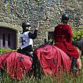 balade à cheval médiévale - Abbaye de Hambye (233)