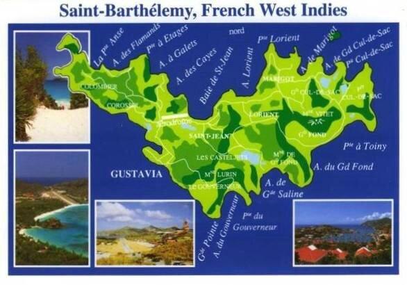 CPM Ile de Saint-BartHélemy