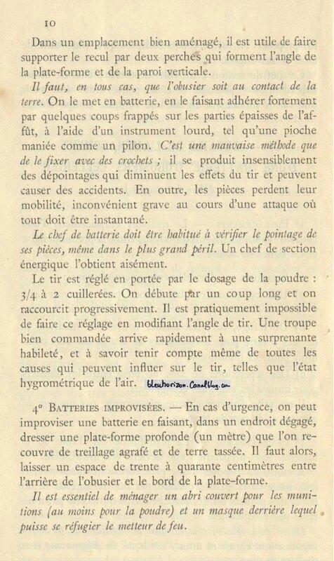 Le Mortier CELLERIER6log