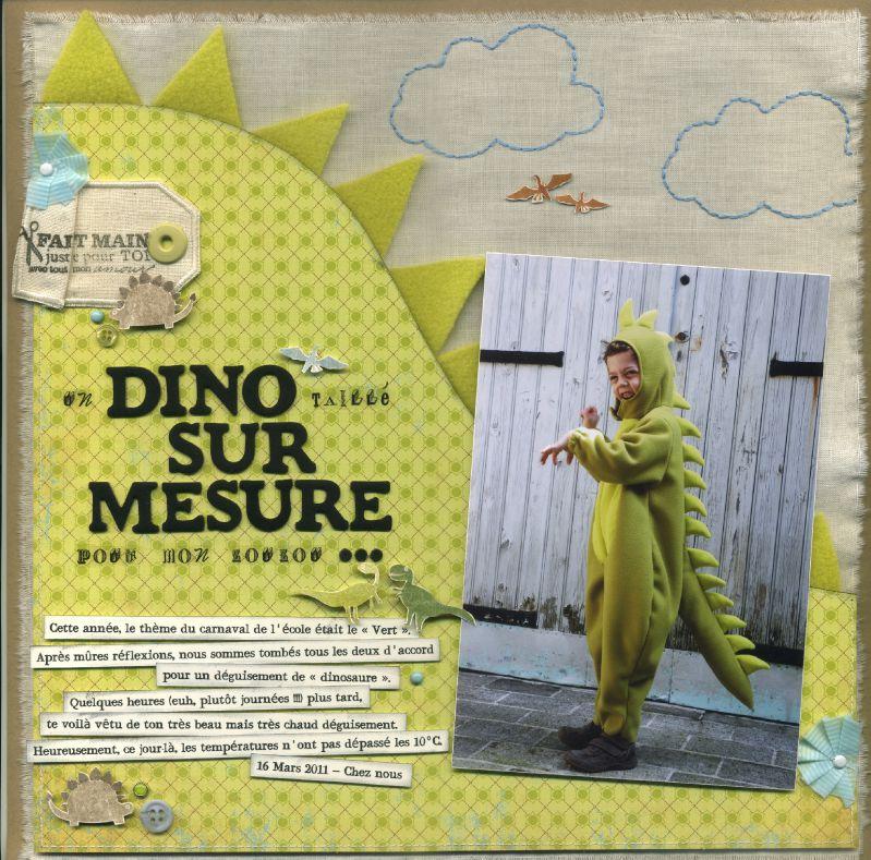 Le Dino et Enzo