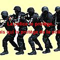 Violences policières et sécuritaires : résistons-ensemble.
