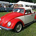 Volkswagen coccinelle spider, 1979