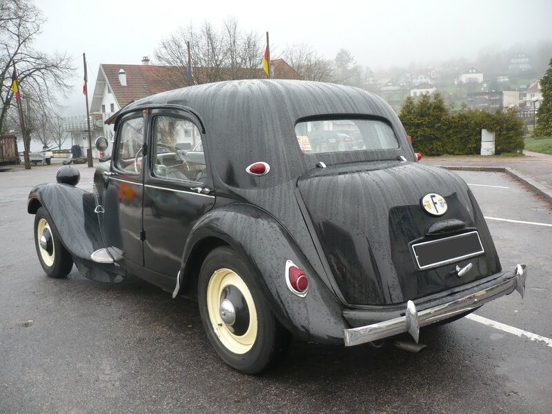 CITROËN Traction Avant Gérardmer (2)