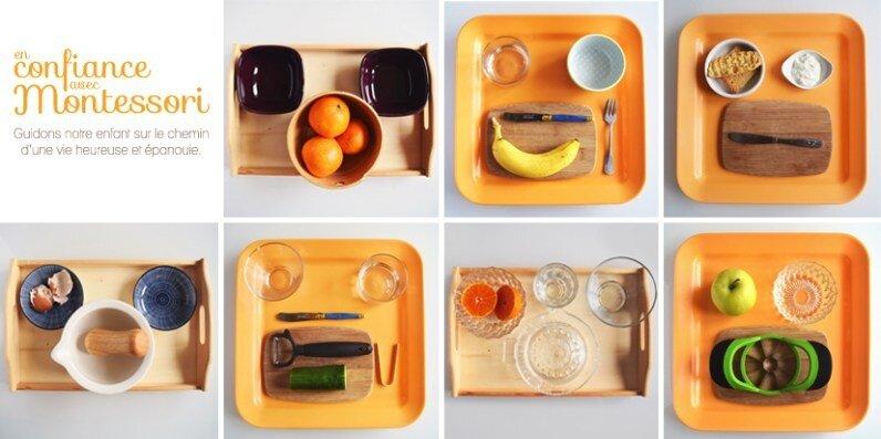 liste-matériel-montessori-nourriture