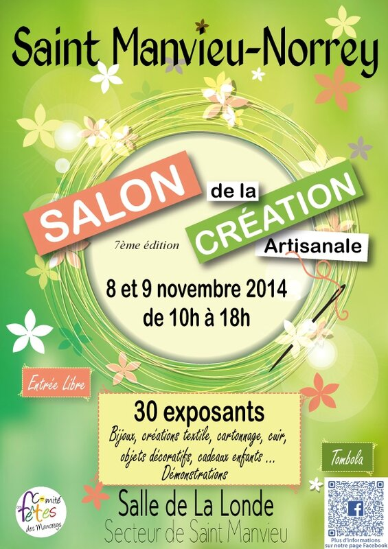 SalondelaCreationArtisanaledeSaintManvieuNorrey2014