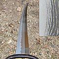 Les samouraïs étaient des forgerons hors-pair