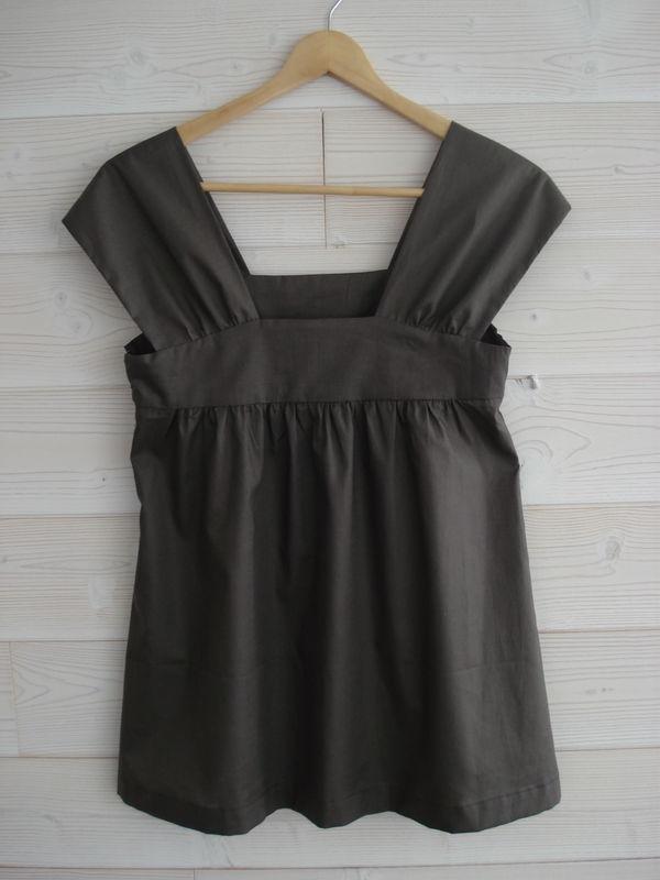 Tunique H du style Dress Book tome 1 couleur écorse...
