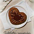 Tartelettes renversées 100% chocolat
