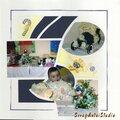 2005 05 Baptème Luca page marquée