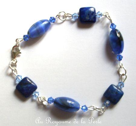 Bracelet mille et une nuit ag 925 a
