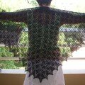 Flower Basket Shawl 3