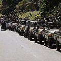 2000 soldats tchadiens, un sérieux renfort pour la france