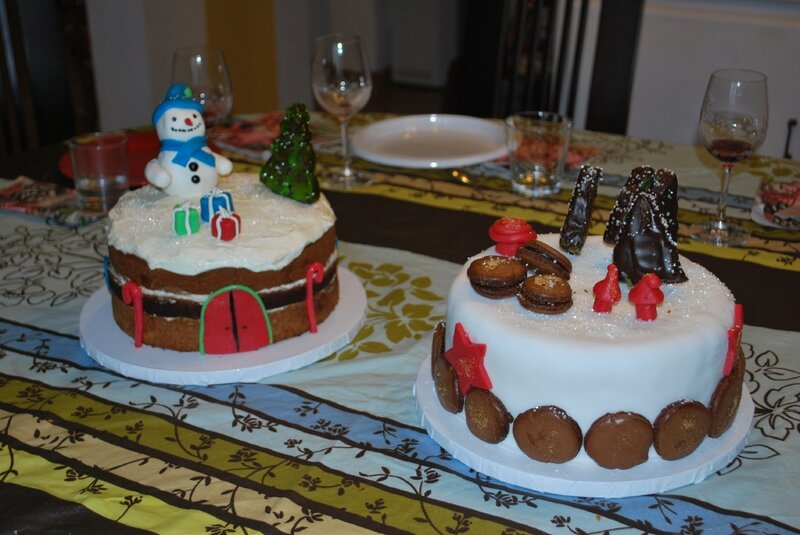 Gateau pour le reveillon les recettes populaires blogue le blog des g teaux - Gateau pour reveillon nouvel an ...