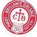 Bobine Brillanté d'Alsace