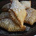 Les oreillettes, une recette pas comme les autres et autres beignets spécial mardi gras