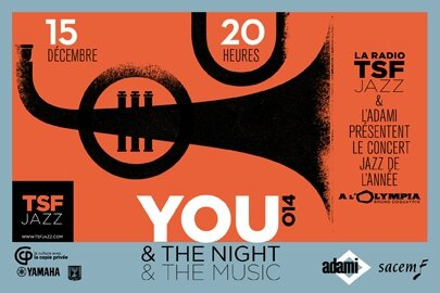 you and the night and the music dec 14