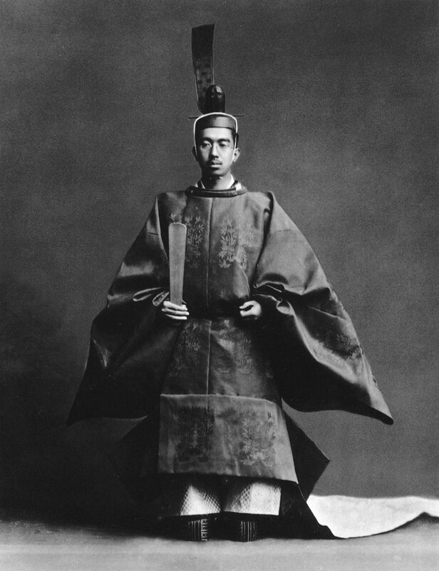 Canalblog Hirohito Tenue Traditionnelle