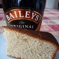 Gâteau au baileys