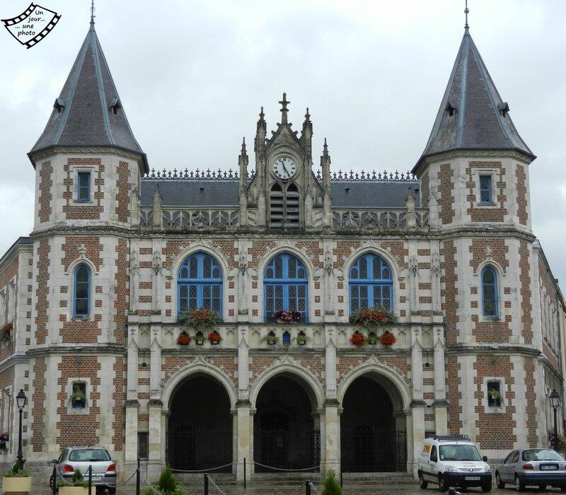 && Auxi le château