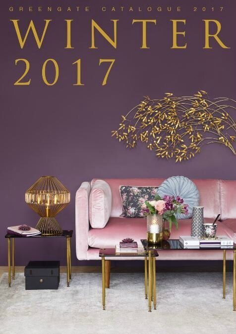 Catalogue GreenGate AW17