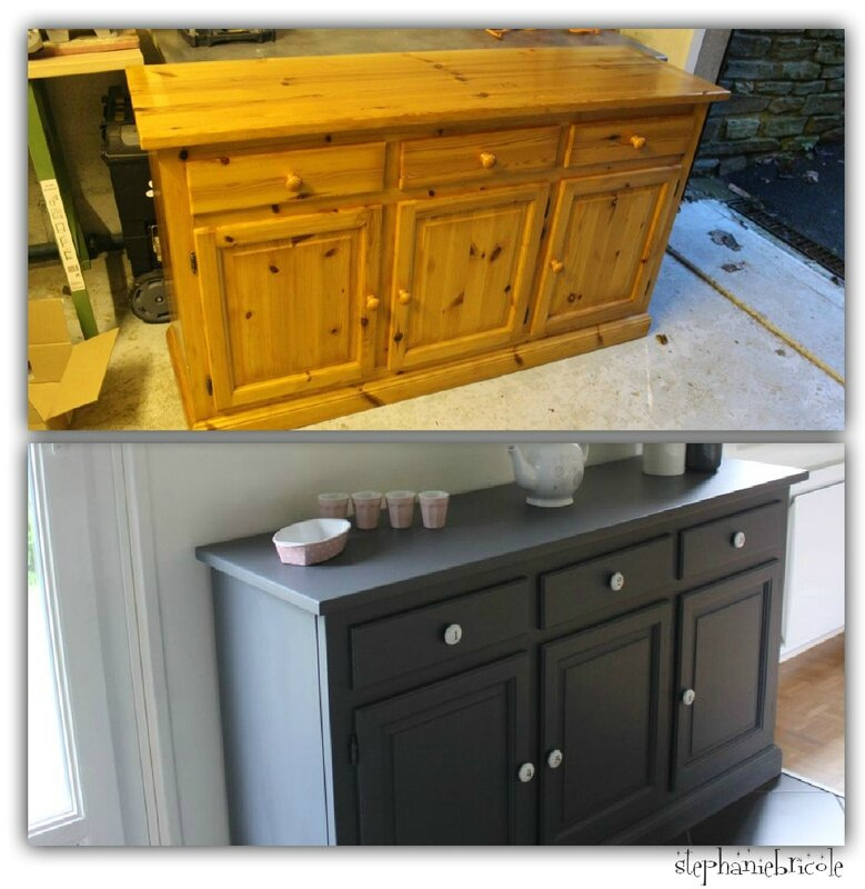 diy r cup id e relooking transformation de meubles. Black Bedroom Furniture Sets. Home Design Ideas