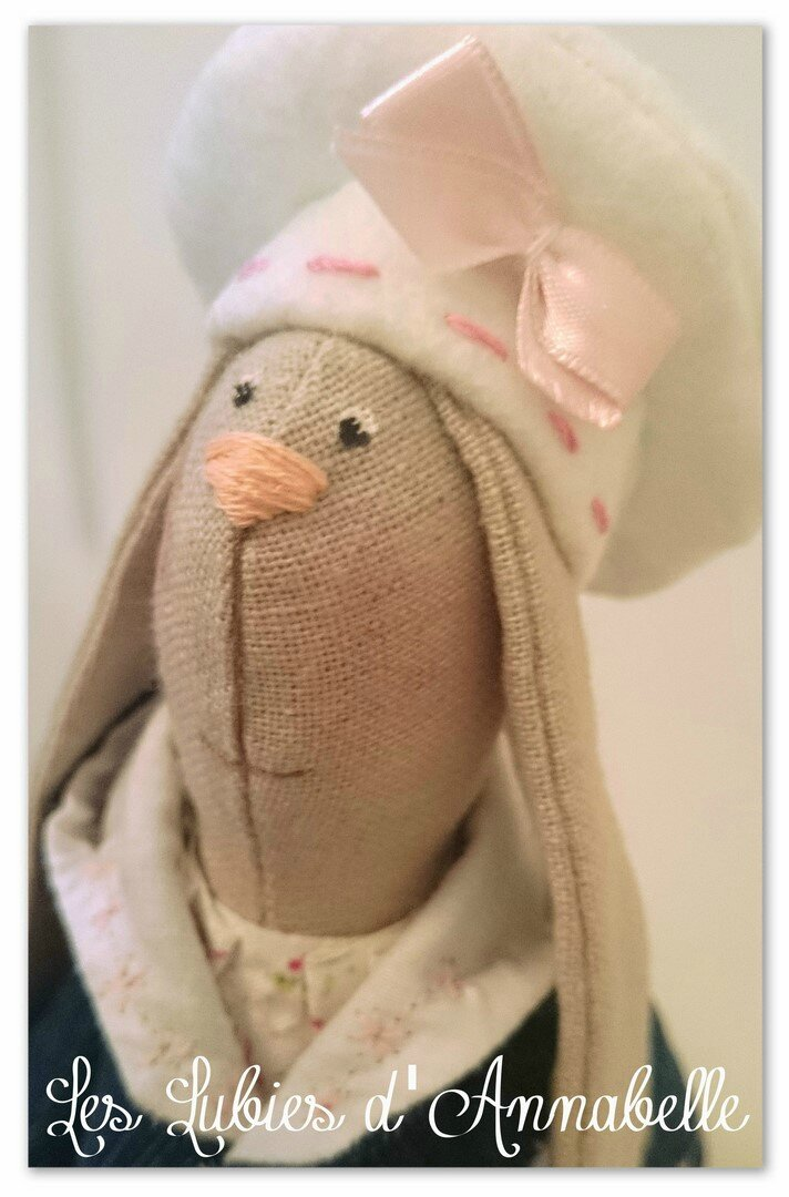 lapin les lubies d'Annabelle